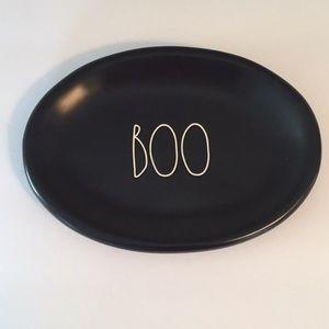🎃 RAE DUNN BOO Plate - NWT